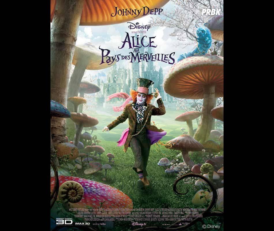 Alice au pays des merveilles 2 de l 39 autre c t du miroir - Maison alice au pays des merveilles ...