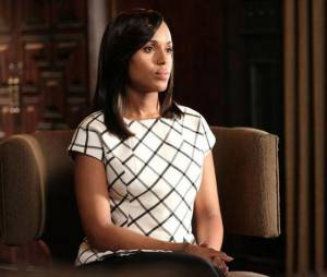 Kerry Washington interprète Olivia dans la série Scandal