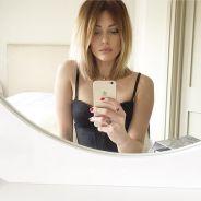 Caroline Receveur sexy en lingerie sur Instagram