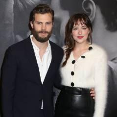 Fifty Shades of Grey : Jamie Dornan s'excusait auprès de Dakota Johnson avant chaque scène hard