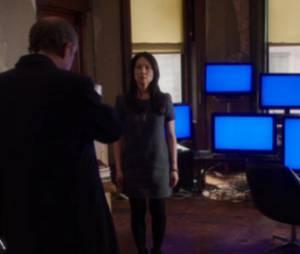 Des écrans bleus sur le tournage d'Elementary