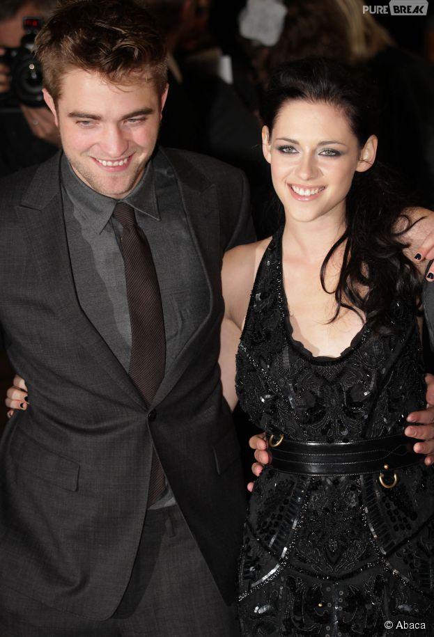 Robert Pattinson et Kristen Stewart : nouvelle rumeur bidon pour les anciens tourtereaux