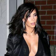Kim Kardashian sexy : défilé de décolletés pour la Fashion Week de New York