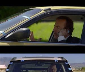 Breaking Bad/Better Call Saul : le pare-brise
