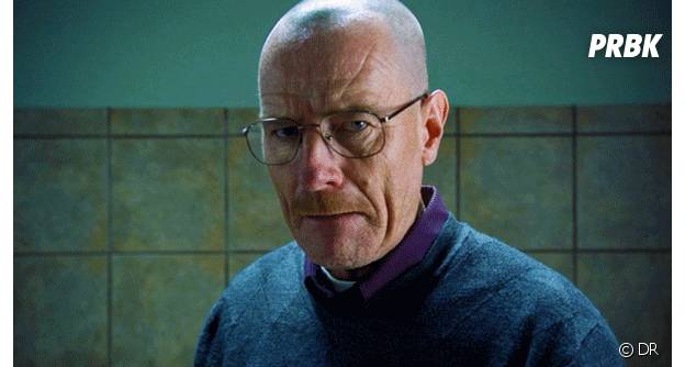 Walt dans Breaking Bad