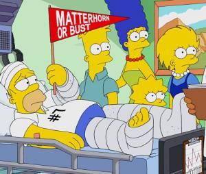 Les Simpson : une série imaginée par Homer dans le coma ?