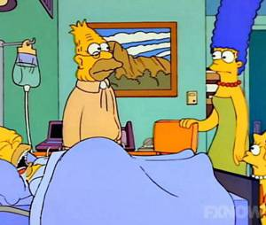 Les Simpson : Et si Homer était dans le coma depuis 1993