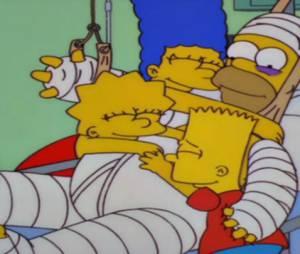 Les Simpson : Homer est-il dans le coma depuis 22 ans ?