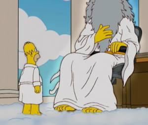 Les Simpson : Homer face à Dieu