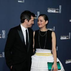 Marion Cotillard et Guillaume Canet, Pierre Niney et Natasha... les couples chics des César 2015