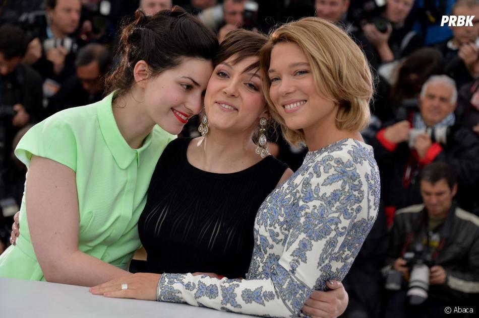 Camille Lellouche, partenaire de Léa Seydoux dans Grand Central et candidate de The Voice 4