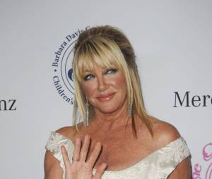 Suzanne Somers au casting de Dancing with the stars saison 20