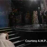 Madonna, Lady Gaga, Jennifer Lawrence... les plus belles chutes des stars en vidéos !