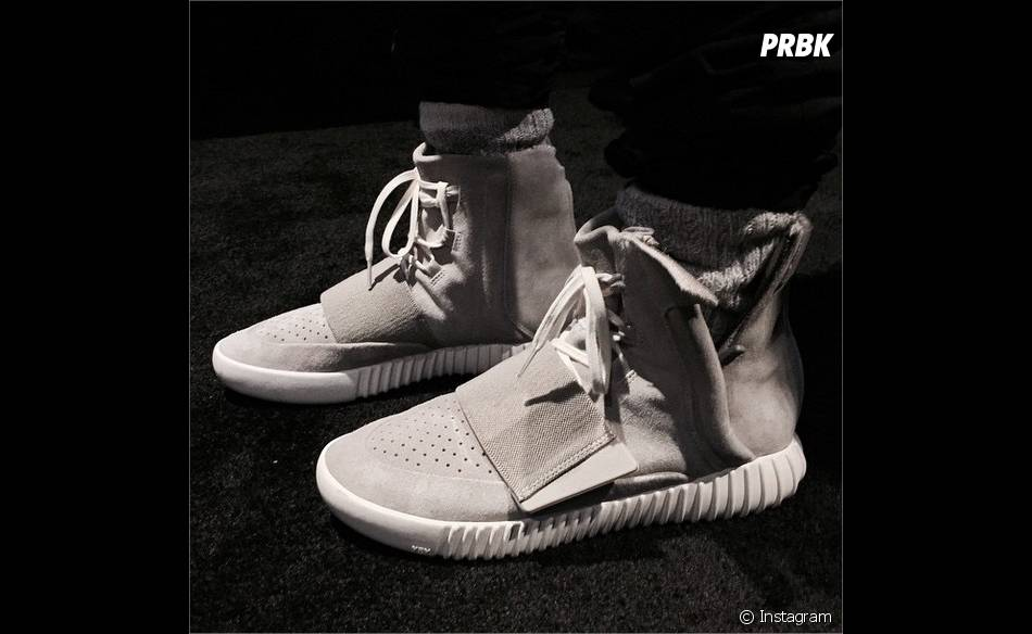 Kanye West x Adidas : les baskets Yeezy 350 Boost Purebreak