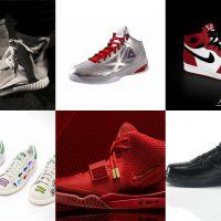 Kanye West, Jay Z, Tony Parker... ces stars qui ont designé des baskets