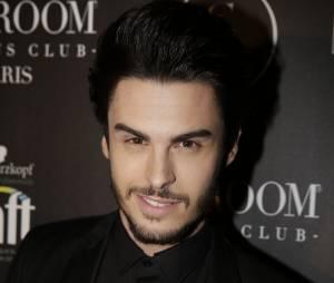 """Baptiste Giabiconi pour le lancement du site """"Giabiconi Style"""""""
