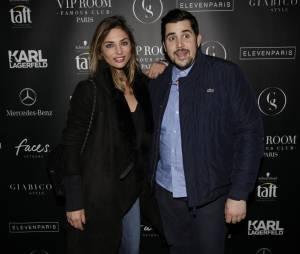 """Ariane Brodier pour le lancement du site """"Giabiconi Style"""""""