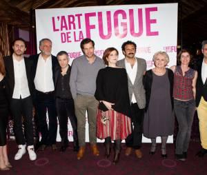 L'art de la fugue : le casting du film à l'avant-première ce mardi 3 mars à Paris