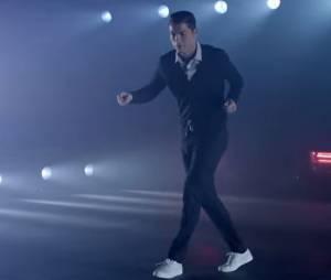 Cristiano Ronaldo danse dans une publicité dédiée à sa marque de chaussures CR7 Footwear