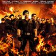 The Expendables 2 : affiche du film