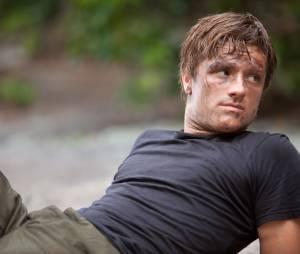 Josh Hutcherson dans le rôle de Peeta dans Hunger Games