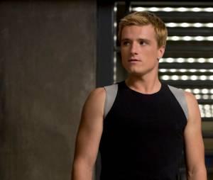 Josh Hutcherson dans Hunger Games 2 : l'embrasement