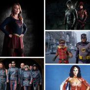 Supergirl, Arrow, Hero Corp, Batman... les costumes de super-héros les plus cultes des séries