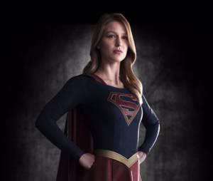 SuperGirl se dévoile en images