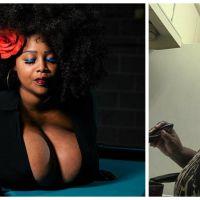Kristy Love : ses énormes seins sont son outil de travail, et elle cherche l'amour !