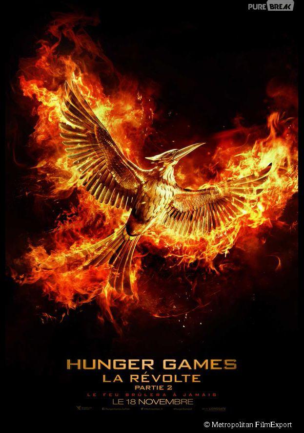 Hunger Games 4 : l'affiche teaser en version française
