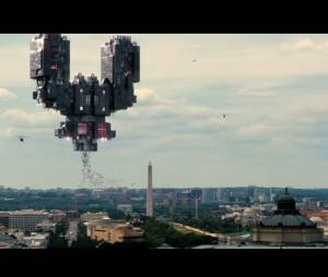 Pixels sort au cinéma le 26 août 2015