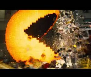 Pixels : Pac-Man apparaîtra dans le film