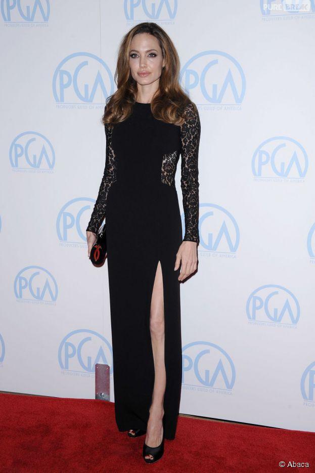 Angelina Jolie vient de subir une ablation des ovaires