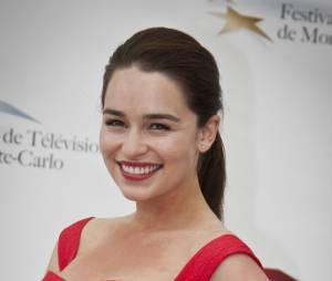 Emilia Clarke sublime à Monte Carlo en 2011