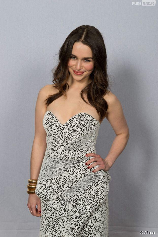 Emilia Clarke : pourquoi elle a refusé de jouer dans Fifty Shades of Grey
