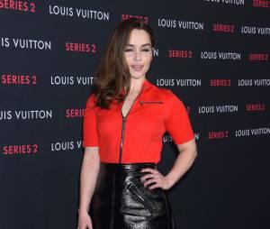Emilia Clarke ne voulait pas apparaître nue dans Fifty Shades of Grey