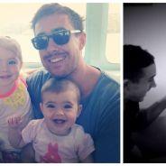 Adorable : deux petites filles trop mignonnes aident leur père à demander leur maman en mariage