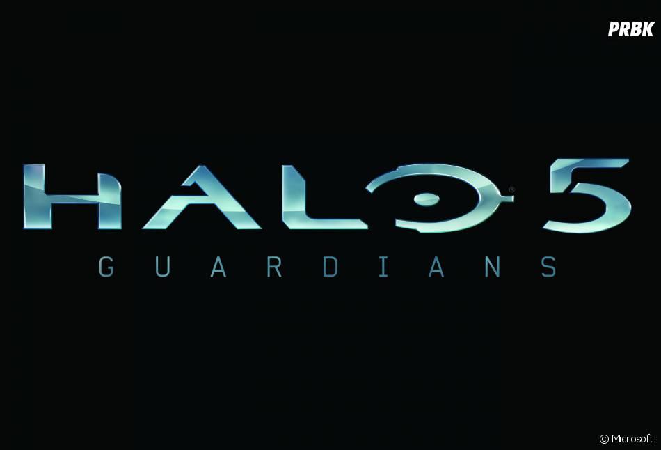 Halo 5 Guardians : le logo du jeu