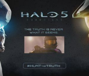 Halo 5 : trailer avec Master Chief