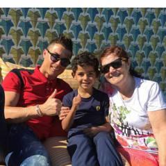 Cristiano Ronaldo : vacances complices avec son fils et sa mère sur Instagram