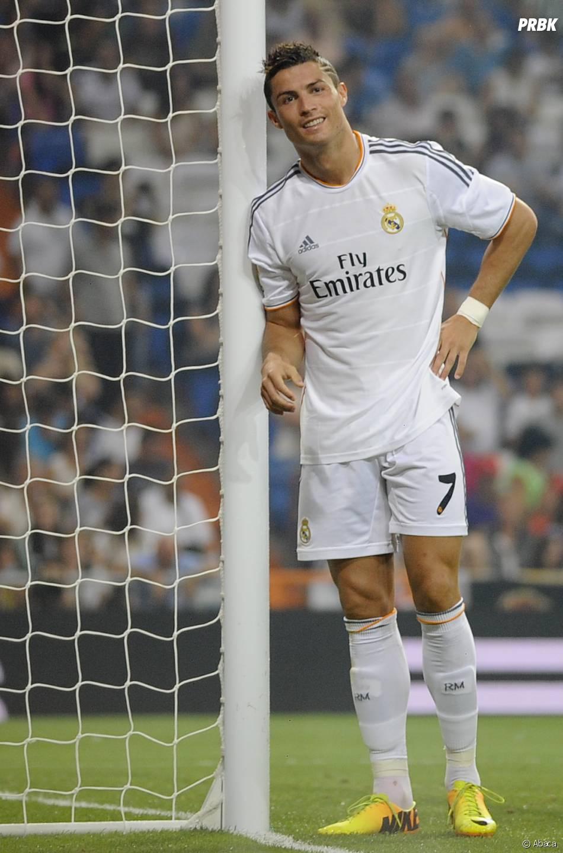 Cristiano Ronaldo est très proches de son fils et de sa mère