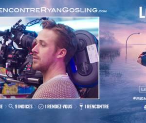 Ryan Gosling : gagnez votre rencontre !