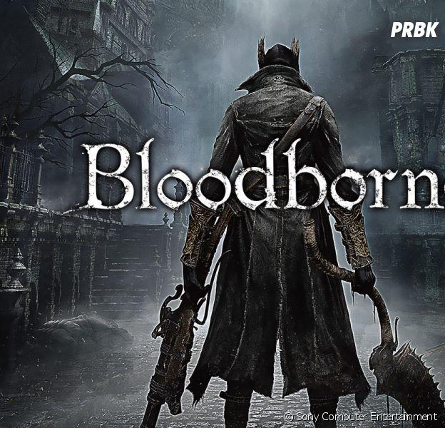 Bloodborne est disponible sur PS4 depuis le 24 mars 2015