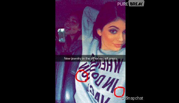 Kylie Jenner : des piercings aux tétons pour la petite soeur de Kim Kardashian ?