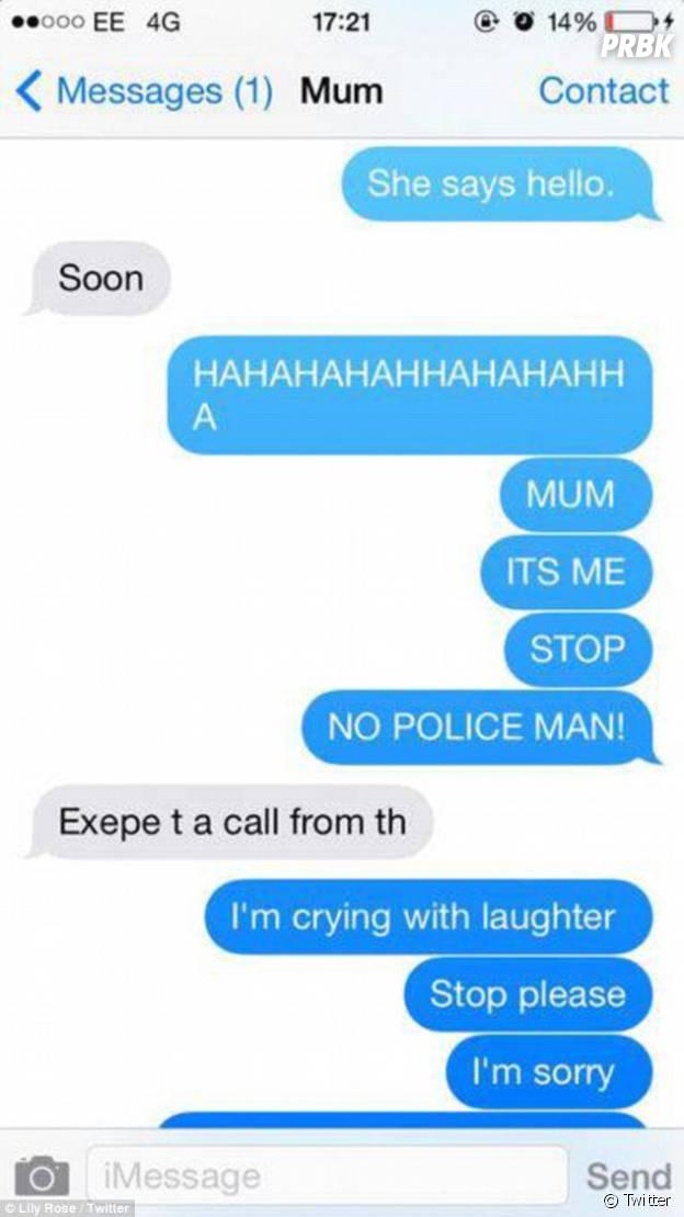 En Angleterre, une adolescente invente un faux kidnapping pour piéger sa maman