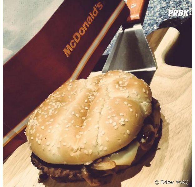 McDonald's se lance dans le burger haut de gamme