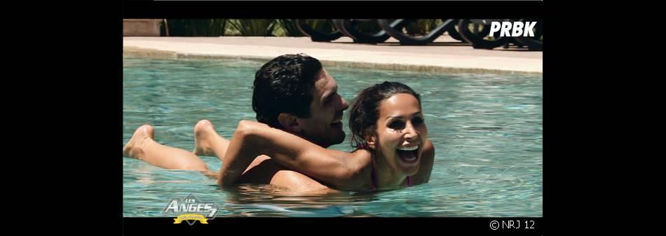 Les Anges 7 : Somayeh flirte avec son prof de natation dans l'épisode 29, le 15 avril 2015 sur NRJ 12