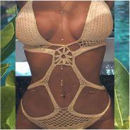 Beyoncé ultra sexy en maillot de bain : Chris Brown sous le charme