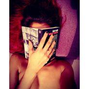 Shy'm sexy et topless sur Instagram : le retour de ses photos coquines !