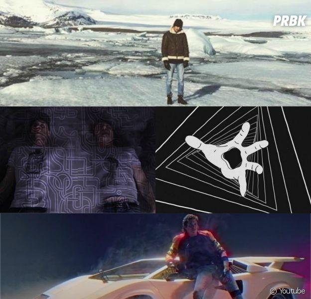 Sneazzy, Caribou, Alb, Grand Ocean et David Hasselhoff dans les meilleurs clips de la semaine de Purebreak, avril 2015